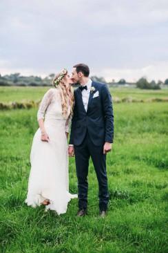 Julia  Florian Rustikale DIYRomantik auf dem Gutshof  Hochzeitswahn  Sei inspiriert