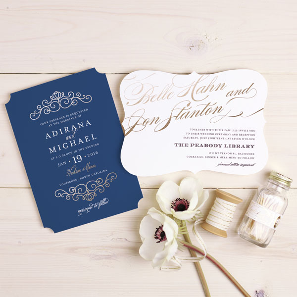 5 Easy Ways To Get The Perfect Wedding Invitations Online