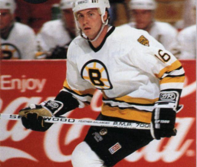 Pro Set 1990 91 Hockey Card Image