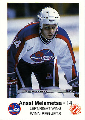 Winnipeg Jets 1985 86 Hockey Card Checklist At Hockeydb Com