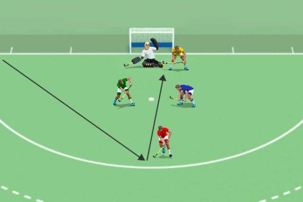 defensa penalti córner