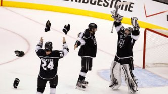 Los Angeles Kings, 2011-12 Stanley Cup Champs