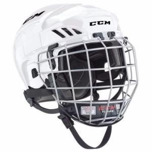Equipación Hockey - Casco con rejilla