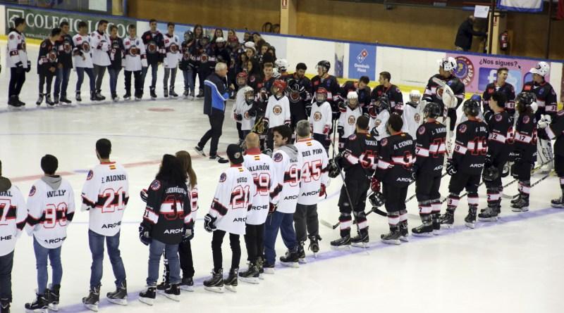 Hockey Hielo Majadahonda - Presentación