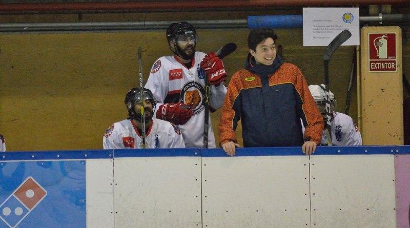 Hockey Hielo Majadahonda - Rookies