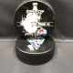 2019 San Jose Sharks vs Colorado Avalanche Stanley Cup Playoffs Round 2 official warm up puck. Game 5.