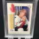1996-97 Upper Deck #370 Joe Thornton Rookie Hockey Card. Beckett Graded 8.5. #0004040424 Great card for the 1st ballot future hall Of Fame player.