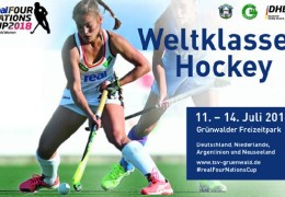 Four Nations Cup 2018  – Damen – GER vs. NED – 14.07.2018 13:30 h