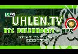 UHLEN.TV – HTCU vs. HPC – 13.10.2018 16:00 h