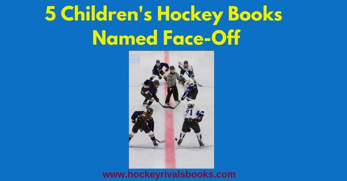 children's hockey books