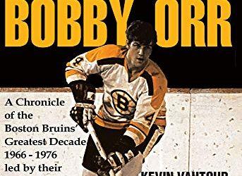 New Bobby Orr Book Chronicles An Extraordinary Boston Bruins Legend