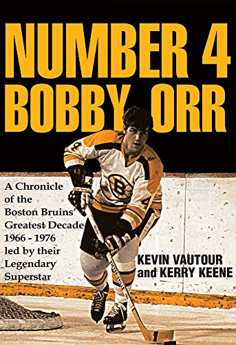 New Bobby Orr Book Chronicles An Extraordinary Boston Bruins Legend
