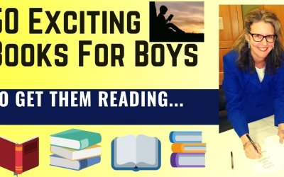 50 Exciting Books For Boys