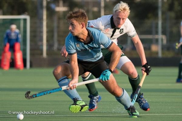 Hockey HGC vs Rotterdam