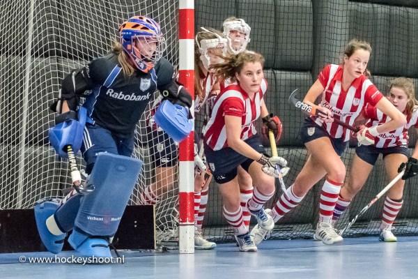 2018-01-20 Play-off: hdm MA1 - Rotterdam MA1 [3-2]