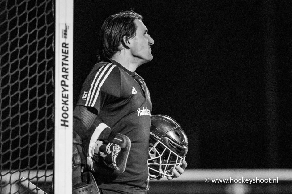 15-03-2019: Hockey: Mannen HGC v Tilburg: Den Haag