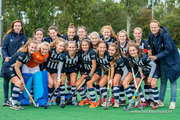 05-10-2019: Hockey: hdm MA1 - Were Di MA1: Den Haag