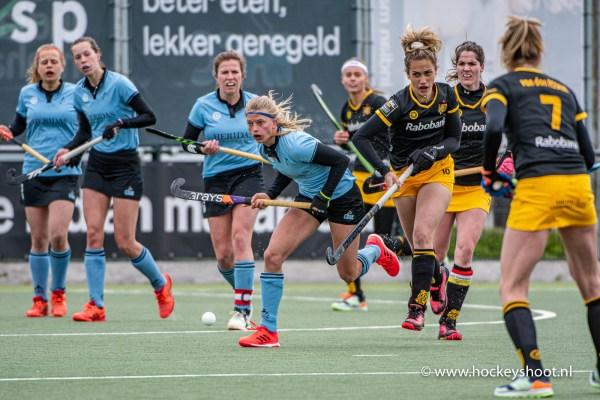 Hockey - HGC D1 - Den Bosch D1, Den Haag - 25-04-2021