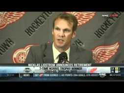 Hockeys1stlady: Lidstrom Calls It A Career