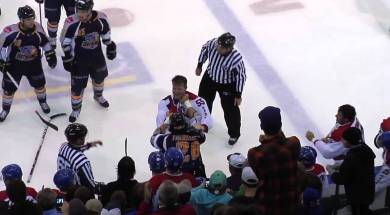 FIGHT: Brett Angel vs Joel Theriault LNAH 11-10-13