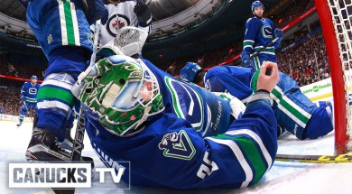 Canucks Saves Of The Month