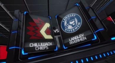 BCHL Playoffs – Chilliwack 4 – 1 Langley