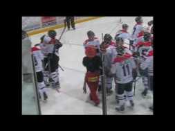 Cent's Buckley Scores Playoff OT Winner