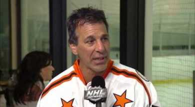Chelios On Gretzky and Jagr