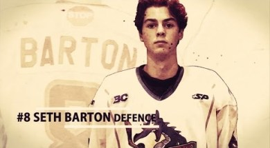 Rockets Profile – #8 Seth Barton