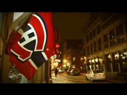 Hockey Playoffs In Montreal