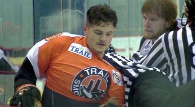 Shane Kelly Roughs Up Korbyn Chabot