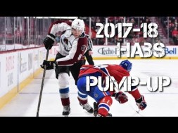 2017-18 Habs Pump Up