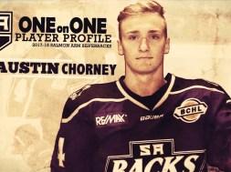 One on One – #4 Austin Chorney