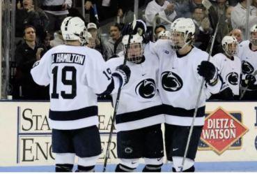 BSD  Penn State Hockey Post-Season Positioning  Michigan State Week 330ac3cec