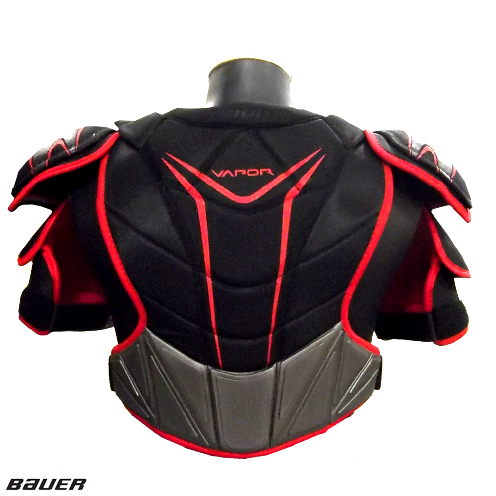 BAUER Vapor X 100 Shoulder Pad Jr
