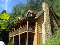 Large Deluxe Vacation Cabin Rentals in the Hocking Hills
