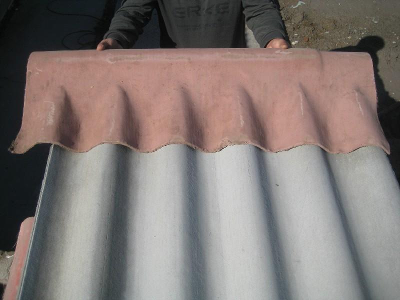 Fiber Cement Ridge Tile Capping Fiber Cement Fiber