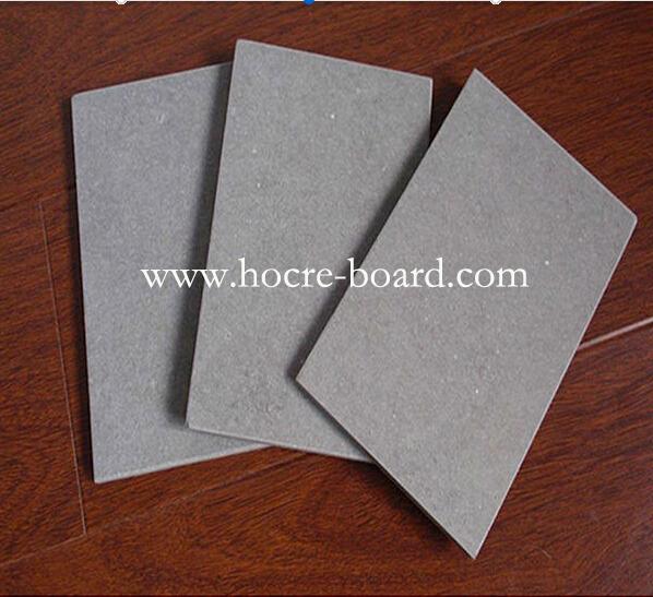 High Density Fiber Cement Compressed Flat Sheet 7 5mm