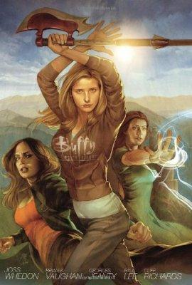 Buffy the Vampire Slayer Comic