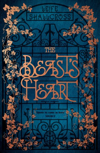 The Beast's Heart Cover Draft