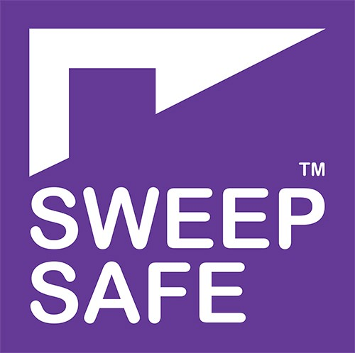 Hodgsons Chimney Sweeps are proud members of Sweep Safe and the only Sweep Safe Certified Chimney Sweeps in Torquay, Paignton and Brixham