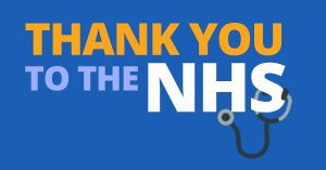 A massive thank you from Hodgsons Chimney Sweeps to the NHS Staff around the Country