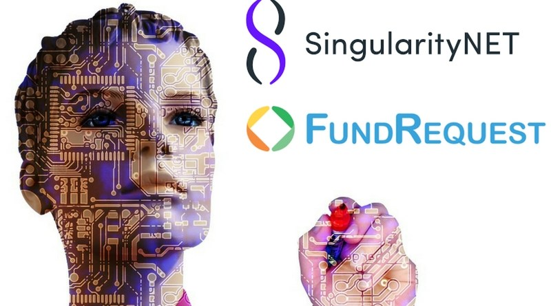 SingularityNET And FundRequest Partnership