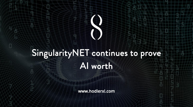SingularityNET description