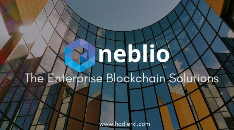 Neblio (NBL) The Enterprise Blockchain Solutions