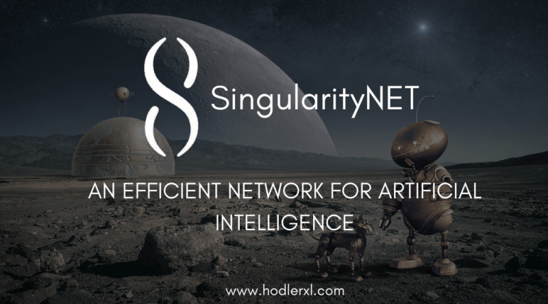 SingularityNET An Efficient Network for Artificial Intelligence