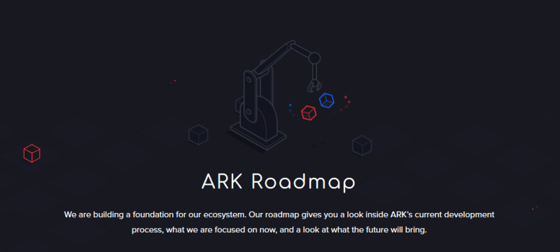 Ark (ARK) roadmap