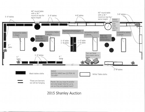 Shanley Dinner Auction Resources