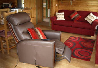 shower chair with wheels and removable arms bedroom chaise wheelchair access holidays in the peak district   hoe grange