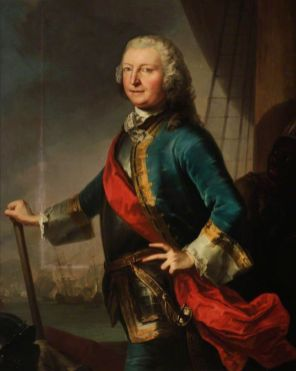 British School; Lord George Anson (1697-1762); National Maritime Museum; http://www.artuk.org/artworks/lord-george-anson-16971762-172836